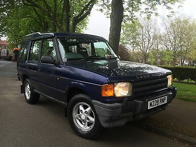 Land Rover Discovery Tdi  7 Seater Spares Or Repairs