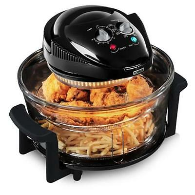 Tower Black Low Fat Chip Air Fryer / Multi Cooker Health Healthy Airwave T14001