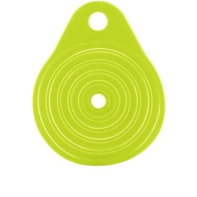 Food Grade Silicone Funnel Collapsible Kitchen Fold Heat Resistant Water Liquid