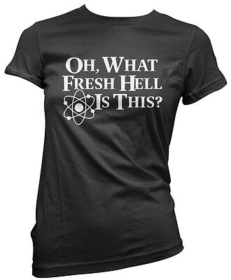 Oh What Fresh Hell Is This Womens T-Shirt