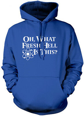 Oh What Fresh Hell Is This Unisex Hoodie