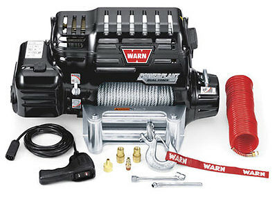 71800 Warn Power Plant Dual Force Winch HP 9,500lb 4x4 Off Road