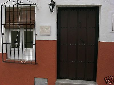 Spain. Large Andalucian Town House with garage for sale