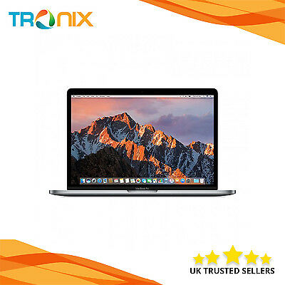 """Apple MacBook Pro 13"""" 8GB 512GB SSD Touch Bar, Space Grey UK Stock MNQF2B/A"""