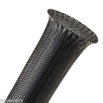 Girdle Braided Extensible Nylon 6-15mm standards FMVSS302 and DIN5510-2