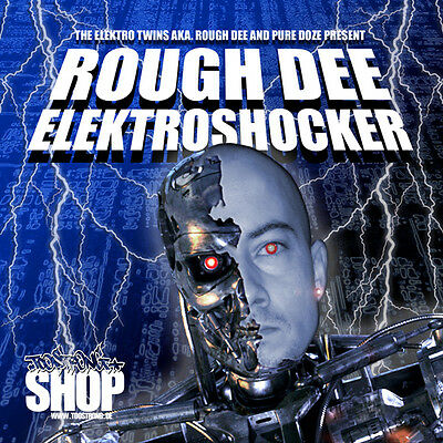 Pure Doze (Too Strong) - Rough Dee / Elektroshocker (2007)**neu**
