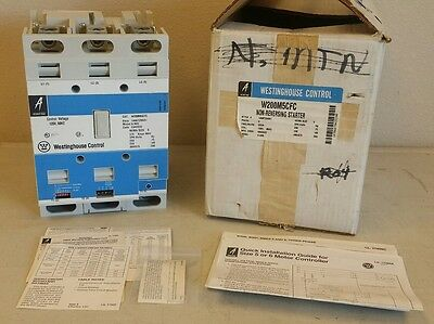 **new In Box** Westinghouse W200M5Cfc 200Hp 270A Amp Size 5 Motor Starter
