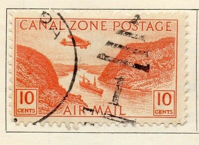 Panama 1931 Early Issue Fine Used 10c. 150302