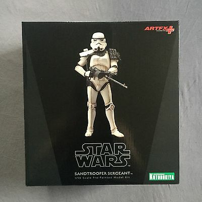 Star Wars Kotobukiya Artfx+ 1/10 Scale Collectible Model Kit | Sandtrooper Sarg