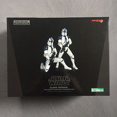 Star Wars Kotobukiya Artfx+  | 501st Legion Clone Troopers *Mint*