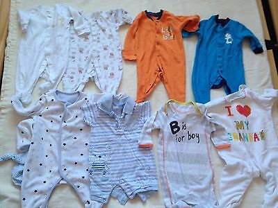 Baby Romper Suits 0-3 Months
