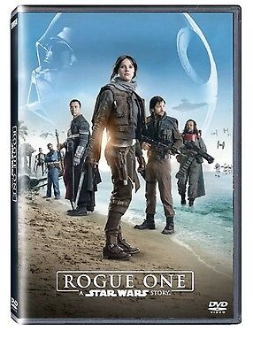 Rogue One: A Star Wars Story [ REGION 2 DVD] (NEW) (SEALED)