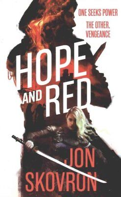 Hope and Red by Jon Skovron 9780356507125 (Paperback, 2016)