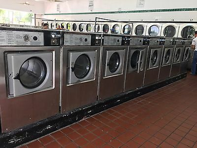 Coin Laundry Equipment - Wascomat W125 Washers