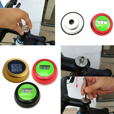 Universal Waterproof Bike Digital Bicycle LCD Cycling Stopwatch Cycling Clock