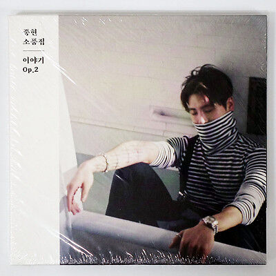 JONGHYUN SHINee - The Collection : Story Op.2 [PHOTO ver.] CD+Poster+Free Gift