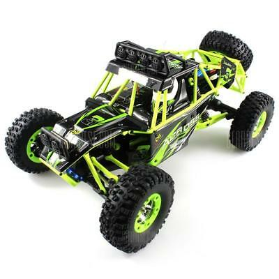 Auto Off-Road Buggy Wl Toys Wl 12428 Scala 1:12 4 Ruote Motrici 2.4 Ghz