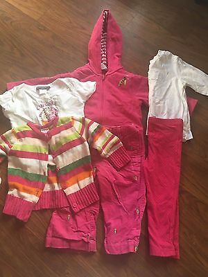 baby girls Gymboree winter bulk clothes / outfit matching size 1 great for play
