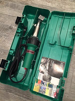 Brand New Leister Triac S Roofing Welder