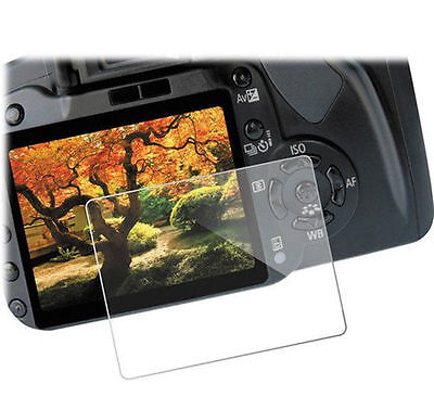 9H HD Tempered Glass LCD Screen Protector 2-Pack Deerekin for Olympus E-PL7 E-P5