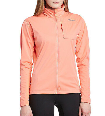 Hi-Tec Satomi 3L Soft Shell Ladies Jacket - Orange