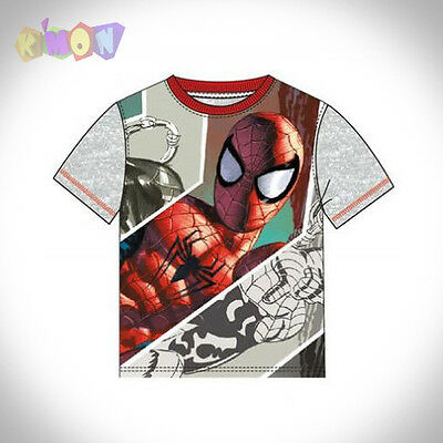 6728 Camiseta SPIDERMAN manga corta 6729