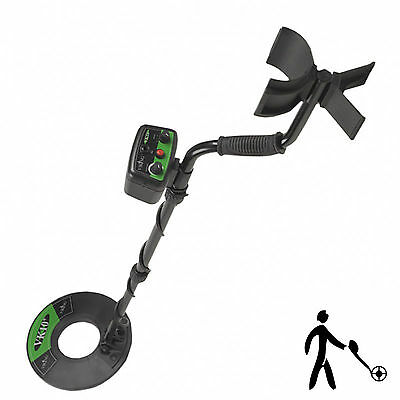 Viking VK10+ Metal Detector with Accessories