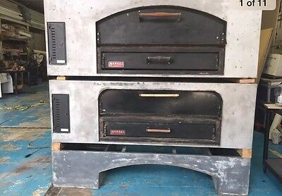 Marshal MB-60 Double Stack Pizza Ovens, Must Go !!! Queens NY