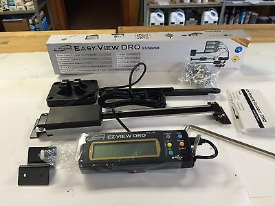 "Igaging 6"" 150 mm Digital Readout DRO Easy View, SPC, Igaging 35-706-P+, New"