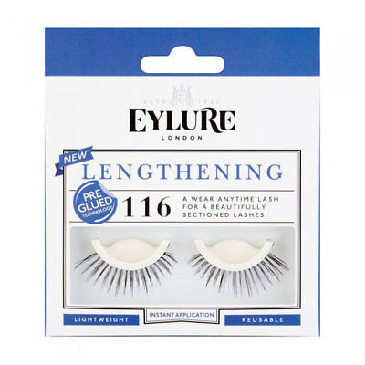 Eylure Ciglia Pre-Glued Lashes 116