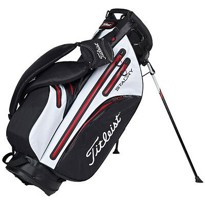 Titleist Stadry Waterproof Carry/stand Golf Bag, Brand New **low Price**