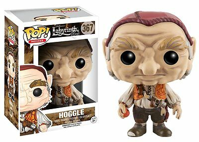 Funko Pop Movies Labyrinth: Hoggle Vinyl Action Figure 10877 Collectible Toy 367