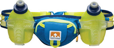 Nathan Trail Mix Hydration Waist Belt - Blue