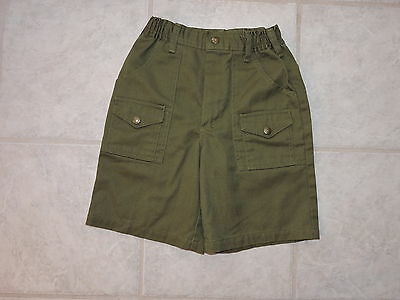 Official Boy Scout of America Uniform Shorts Size10, Very Nice