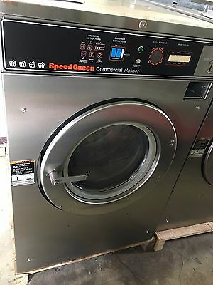 Coin Laundry Equipment - Huebsch 40 Lb Front Load Washer
