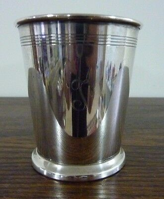Vintage REED & BARTON Solid Sterling Silver Mint Julep Cup 113 Grams