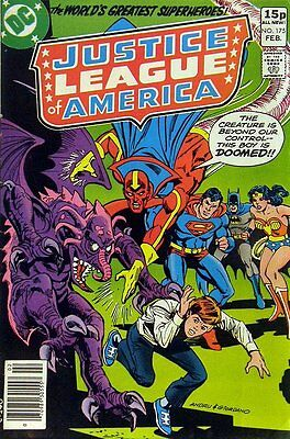 Justice League of America (Vol 1) # 175 Near Mint (NM) Price VARIANT BRNZ AGE