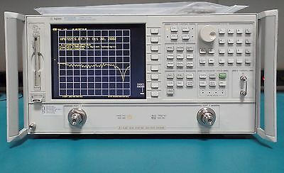 Agilent 8722ES 50 MHz to 40 GHz Vector Network Analyzer w/ Opt. 010- CALIBRATED
