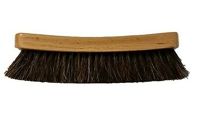 """Quality Large Professional Shoe/Boot Shine/Buff Brush - 8"""" inch100% Horsehair!"""