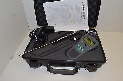 Fluke Hart Scientific 1521 Thermometer readout meter & 5627-9 probe w/Warranty