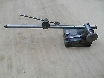 """Starrett No. 257B Surface Gage With 9""""  Spindle"""