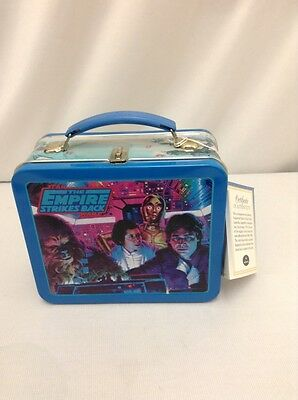 Star Wars: the Empire Strikes Back Hallmark Numbered Lunchbox w/ COA #3E/2738