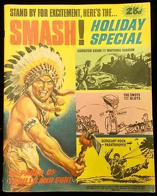 Smash! Comic Holiday Special 1969 - 64 Pages of Summer Thrills and Fun - 2nd One