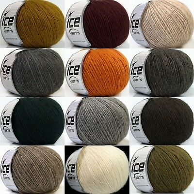50g/175m 4,20€/100g Alpaka Wolle Stricken Peru Alpaca Light 25%Alpaca 50%Merino