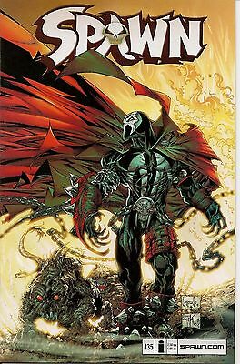 SPAWN #135 Image Comic 1st FIRST Print SOLD OUT Near Mint to NM+