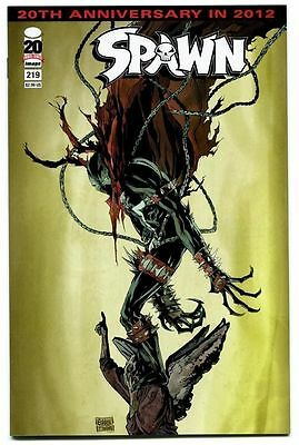 SPAWN #219 Image Comic LOW PRINT RUN 1st Sold Out Near Mint to NM+