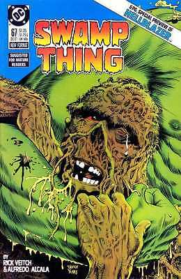 SWAMP THING #67 1st HELLBLAZER #1 PREVIEW Constantine NBC TV Show Near Mint