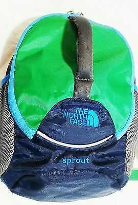 THE NORTH FACE Sprout Backpack  Kindergarten Toddler Kids Size
