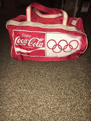 Vintage Coca Cola Bag, Gym Bag, Backpack