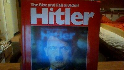The Rise and Fall of Adolf Hitler by Judith A. Steeh (1980, Book, Illustrated)